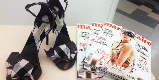 Marie Claire Shoes First Brunch