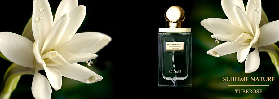 Sublime Nature Tuberose  by Oriflame