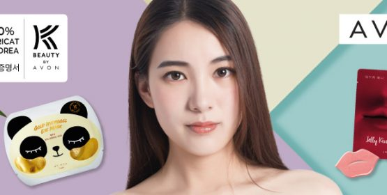 Noua gama K-Beauty by Avon